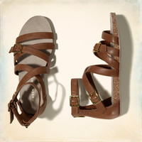 Madden Girl Effort Sandals