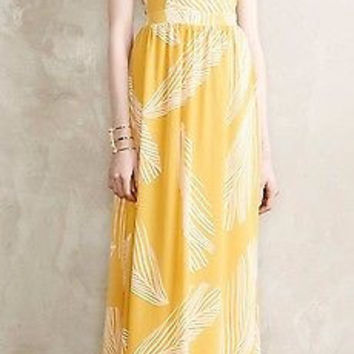 NWT Anthropologie Montreux Maxi Dress Sz 8 and 10 - by Sunday in Brooklyn