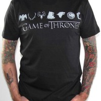 Game Of Thrones T-Shirt - Sigils