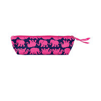 Lilly Pulitzer Tusk In Sun Pencil Pouch - Dwellings