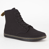 Dr. Martens Shoreditch Womens Boots Black  In Sizes