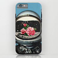 Spring Crop at the Rosseland Crater iPhone & iPod Case by Eugenia Loli