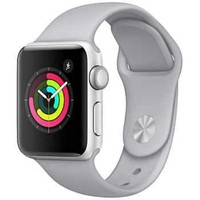 Apple Watch Series 3 GPS with Fog Sport Band - 38mm - Silver