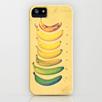 Bananas - for iphone iPhone & iPod Case by Simone Morana Cyla