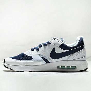NIKE Air Max Modern Fashion New Sports Leisure Women Men Running Air Cushion Shoes