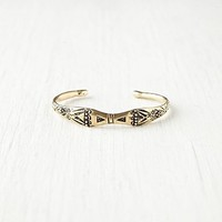 Free People Painter's Bow Cuff
