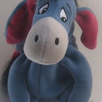Disney Bean Bag Plush Eeyore 9""