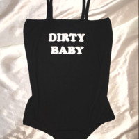 SWEET LORD O'MIGHTY! DIRTY BABY BODYSUIT