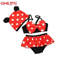 Two Pieces Swimsuit Kids