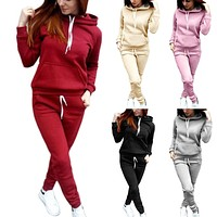 2pc Sweatsuit Outfit