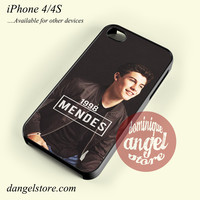 Shawn Mendes 1998 Photo Phone case for iPhone 4/4s and another iPhone devices