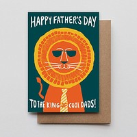 Father's Day Lion