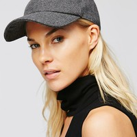 Free People Double Down Baseball Hat