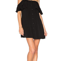 Privacy Please Norval Dress Black