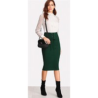 THE OFFICE PARTY PENCIL SKIRT
