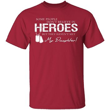 Hero Daughter T-Shirt