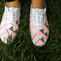 Tribal Triangle Shoes