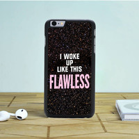 Beyonce I Wake Up Like This Glitter 2 iPhone 6S Case Dewantary