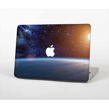 """The Glowing Universe Sunrise Skin Set for the Apple MacBook Pro 13"""""""
