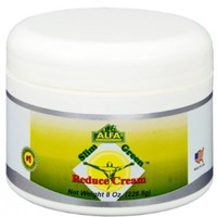 Slim Green Reduce Cream 8 Oz. Helps the Weight Loss Diet and Fat Burning