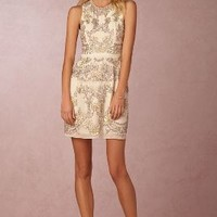 Austin Dress by Anthropologie in Ivory Size: 10 Dresses