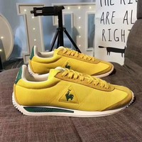 Le coq sportif  French rooster original single genuine product ultra soft sole F-MLDWX