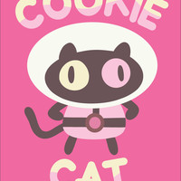 Steven Universe Cookie Cat T-Shirt