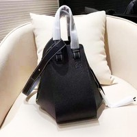 Loewe single shoulder bag fashionable and pure color hot seller of women's casual shopping bag