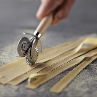 Dual Blade Pasta & Pastry Cutter