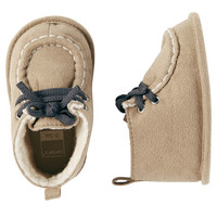 Sherpa Boot Crib Shoes