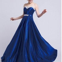 2014 New Arrival Floor Length Bridesmaid Dress  / Prom Dress / Party Dress / Ball Gown = 1930050884