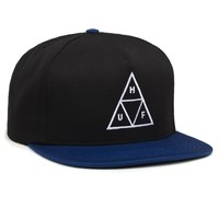HUF | TRIPLE TRIANGLE SNAPBACK HOL13