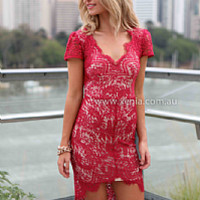 WILLOW LACE 2.0 DRESS , DRESSES, TOPS, BOTTOMS, JACKETS & JUMPERS, ACCESSORIES, $10 SPRING SALE, PRE ORDER, NEW ARRIVALS, PLAYSUIT, GIFT VOUCHER, **SALE NOTHING OVER $30**, Australia, Queensland, Brisbane