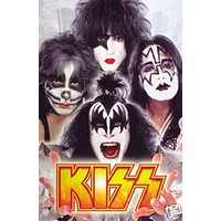 Kiss Music Poster