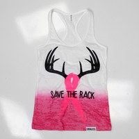 Luckless Clothing Co | Save The Rack Tank