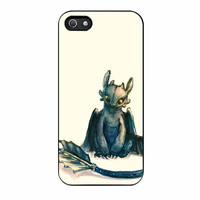 Toothless iPhone 5s Case
