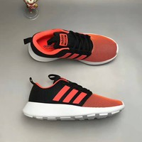 """Adidas Neo"" Unisex Sport Casual Breathable Sneakers Couple Running Shoes"