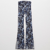 Aerie Chill Flare Pant, Stone