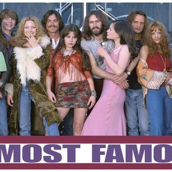 Almost Famous Movie Cast Poster 11x17