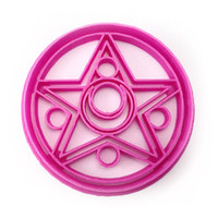 Sailor Moon - Moon Crystal Compact Cookie Cutter