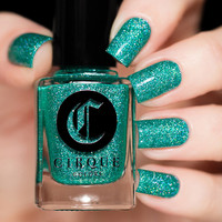 Cirque Colors Paraiba Nail Polish (Facets Collection)
