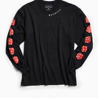 Rolling Dice Long Sleeve Tee | Urban Outfitters