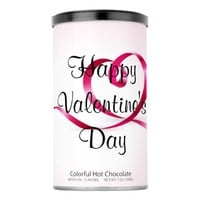 Happy Valentine's Day Powdered Drink Mix