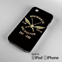 Harry Potter Quidditch Gryffindor A0276 iPhone 4S 5S 5C 6 6Plus, iPod 4 5, LG G2 G3, Sony Z2 Case