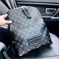 LV Louis Vuitton 2020 new Discovery backpack bag