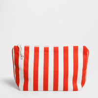 Two-Tone Striped Sponge Bag - Accessories - Bathroom | Zara Home United States