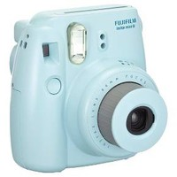 Fujifilm Instax Mini 8 Blue Camera