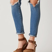 FREE PEOPLE WALK THIS WAY SHOE