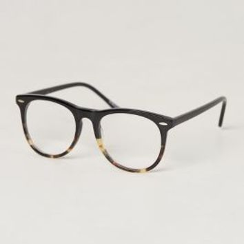 Elodie Reading Glasses by Anthropologie Black & White