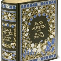 Jane Austen: Seven Novels (Barnes & Noble Collectible Editions)